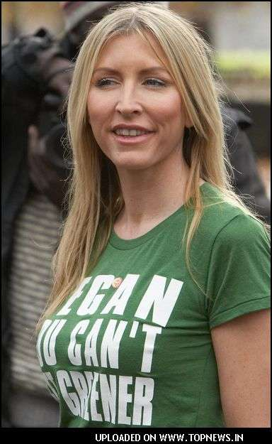 Celebrity Vegan Cafes - Heather Mills to Open Animal Free Bistro