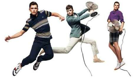 From Jumping Ads to Pretty Polos
