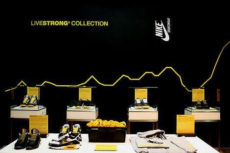Sneaker Ad Art