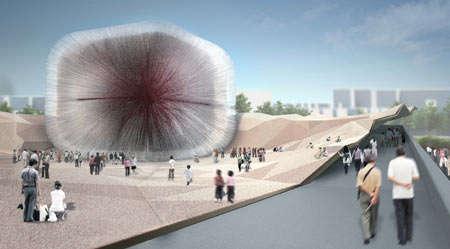 Fiber Optic Pavilions