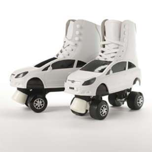 25 Takes on Skates