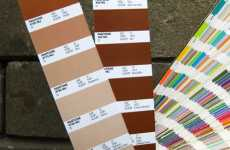 King of Pop Color Swatches - The 'Michael Jackson Pantone Color Guide' Shows His Many Shades