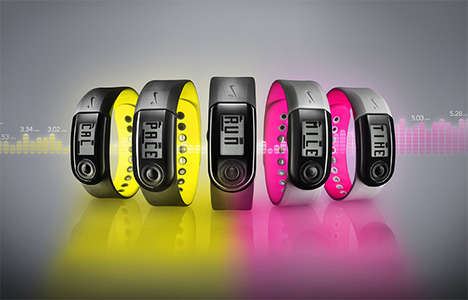 Neon Watches for Jocks