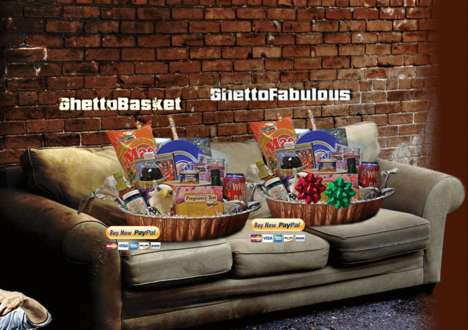 Ghetto Baskets - Because Flower Baskets are For Losers
