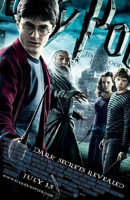 38 Harry Potter Sightings