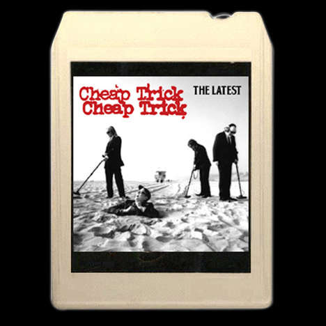 Cheap Trick Releases 'The Latest' in Retro Format