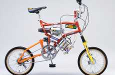 $10,000 Jet Bikes - FAIYATORIKKUBOBU is a Super-Fueled Bicycle