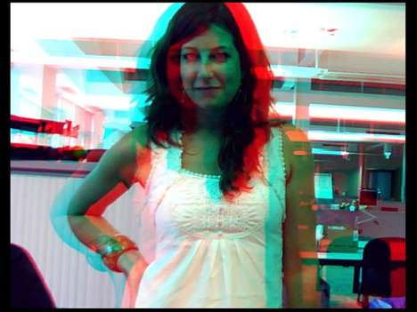 3D Webcam Tests
