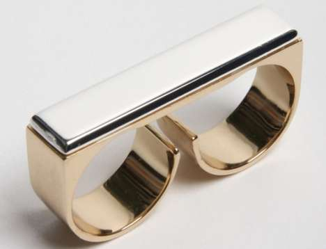 Couture Brass Knuckles