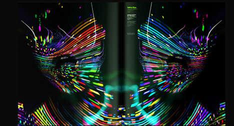 Neon Disco Design