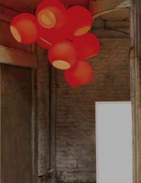 Pod Lamp Decor