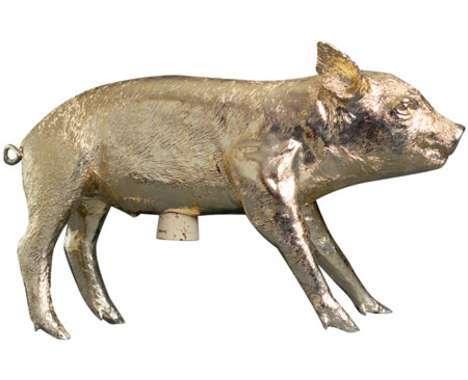 15 Peculiar Piggy Banks
