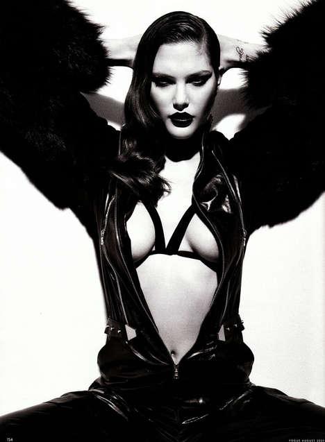Couture Vixen Editorials