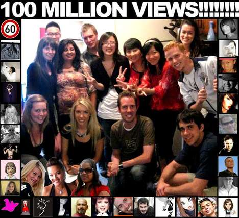 Trend Hunter Reaches 100 Million Views - PLUS, Top Memories Along the Way