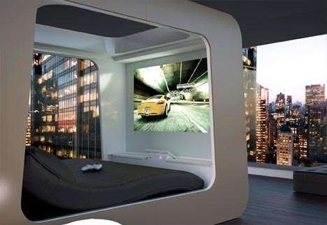 Home Theater Beds