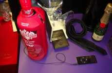 Alcoholic Music Accessories - The Smirnoff Speaker Jacket Pumps Out the Tunes & Chills the Booze
