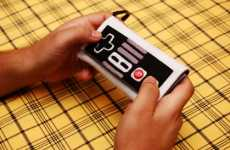 Classic Video Game Crafts - The NES iPhone Case is a Nostalgic Necessity