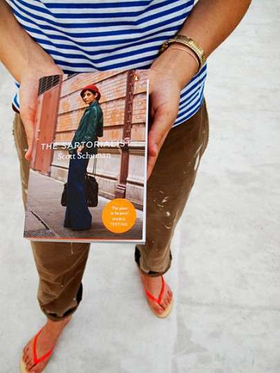 Fashion Blogs Turned Books - Fashion Bible 'The Satorialist' Launches a Book