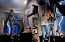 Disaster Jeans Fashion - Diesel Gets Caught in a Storm of Denim Ads for Fall/Winter-2010