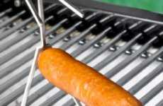 Phallic Sausage Makers - 'Roast My Weenie' Hot Dog Cooker Celebrates Manhood