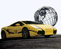Supercar Racing Circuits