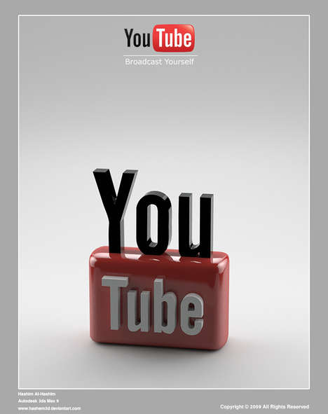 Groundbreaking Broadcasts - YouTube In 3D Offers Instant Stardom To Anyone