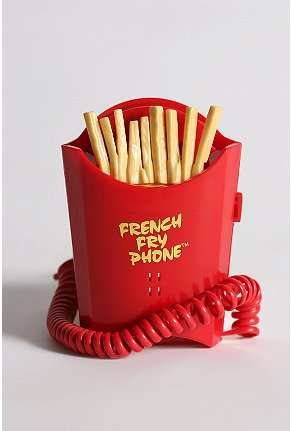 A Side Order Landline for Conversational Munchies