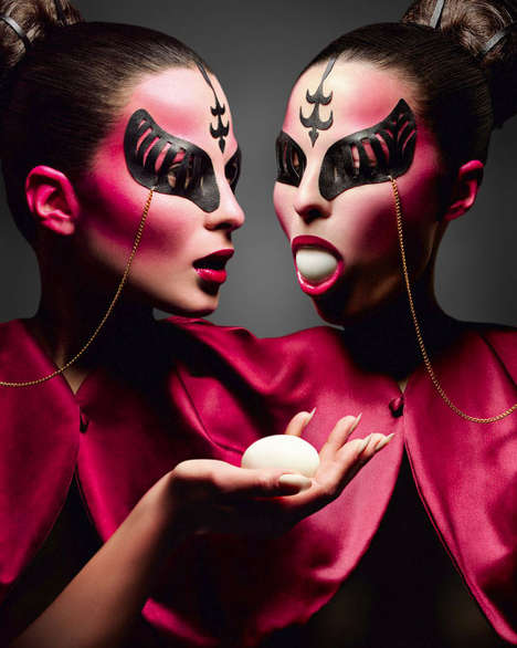 Conjoined Couture Editorials