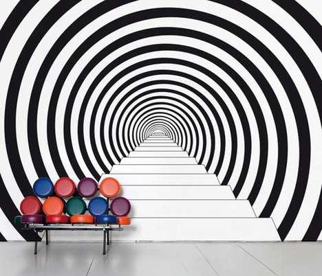 Hypnotic Wall Decals
