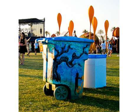 17 Extreme Trash Can Inventions