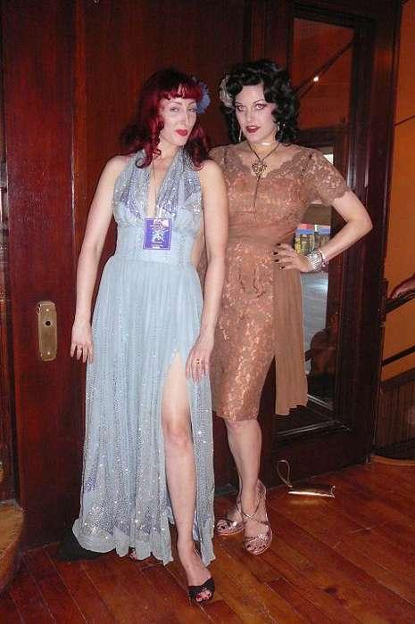 Retro-Glam Festival Fashion