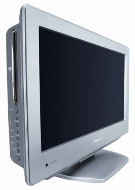 Stainless Steel TVs