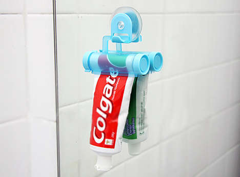 Pre-Squeezed Toothpaste