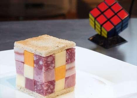 Rubik Sandwiches