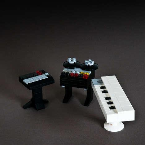 Tiny Toy Instruments