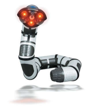Robot Laser Snakes