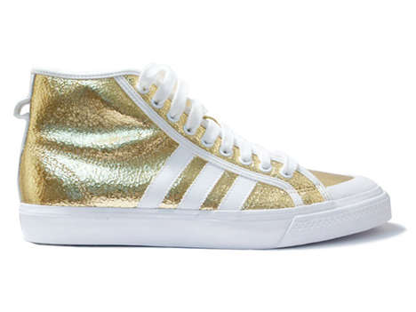 Gold Crackle Kicks