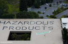 Roof-Top Protests - Greenpeace Fights E-Waste From the Roof of Hewlett-Packard