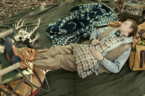 Fashionable Camping