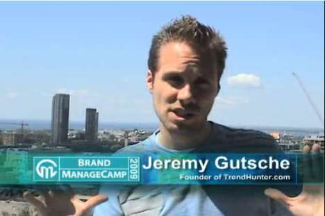 Brand ManageCamp 2009: Jeremy Gutsche on Innovation and Branding in Times of Economic Turmoil