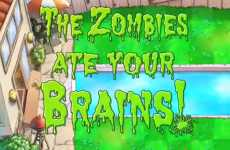 Eco Zombie Games - Plants vs Zombies Resurrects Michael Jackson From the Dead