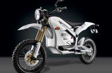 All-Terrain Two-Wheelers - Zero DS Enhances Multifunctional Motorcycles