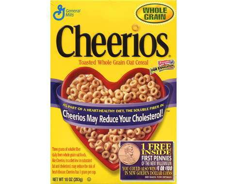 15 Cheery Cereal Collections
