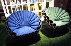 Pretty Peacock Chairs