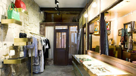 Fashionably Rustic Stores