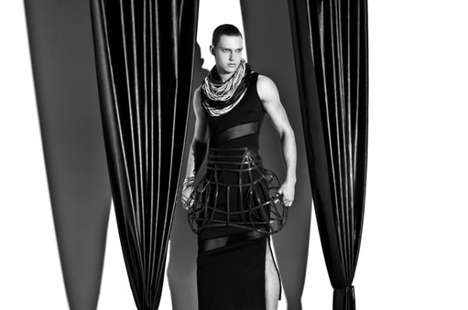 Cage Skirts for Men