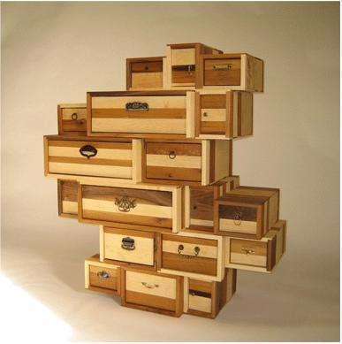 Ample Drawer Bureaus