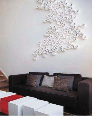 Twisted Wall Decor