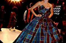 30 Rad Plaid Fashions - Sweet Ways to Tart Up Tartan, From Wallets to Gowns