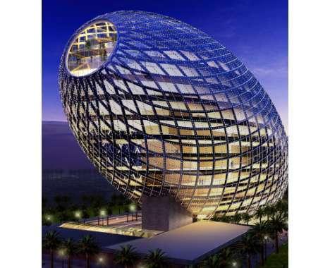 74 Sinuous Architecture Designs